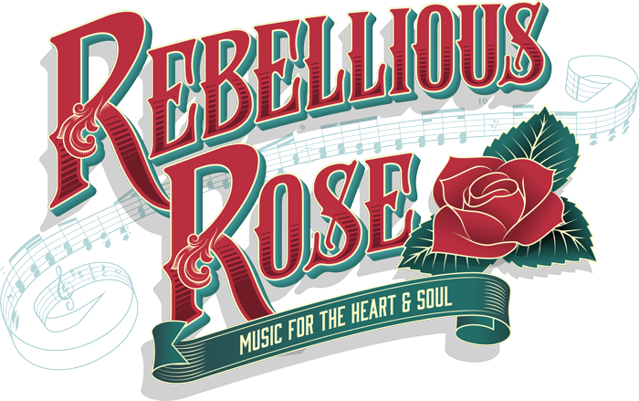 Rebellious Rose logo